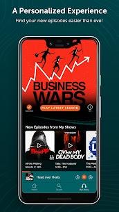 Wondery MOD APK- Premium Podcast App (Plus Unlocked) Download 6