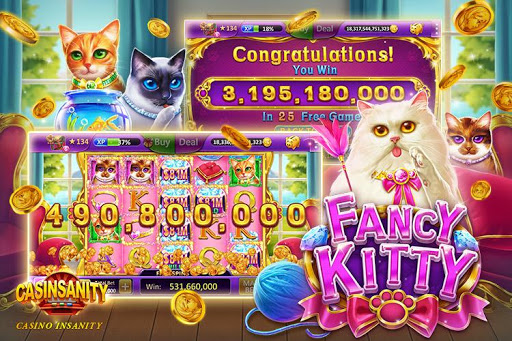 Casinsanity Slots u2013 Free Casino Pop Games 6.7 screenshots 8