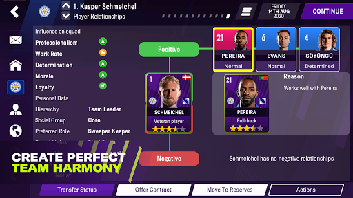 Football Manager 2021 Mobile  screenshots 21