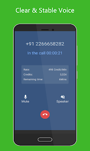 FreeCall MOD APK (Unlimited Credits) 2