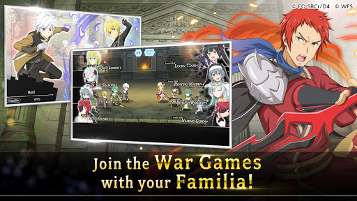 DanMachi - MEMORIA FREESE screenshots 7