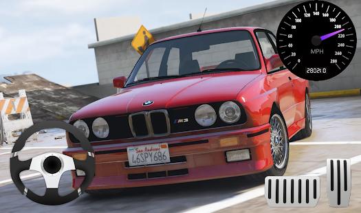 Run Racer BMW M3 Parking Star 11.1 Screenshots 3