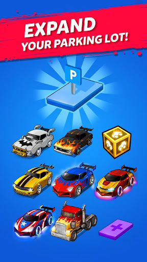 Merge Battle Car: Best Idle Clicker Tycoon game 2.3.1 screenshots 3