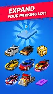 Merge Battle Car MOD APK (Unlimited Coins) 3