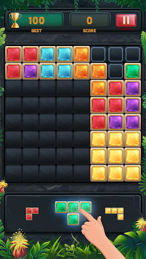 Block Puzzle 1010 Classic - Jewel Puzzle Game screenshots 3