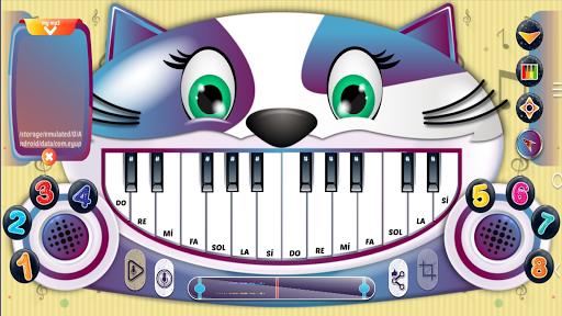 Meow Music - Sound Cat Piano 3.3.0 screenshots 17