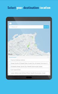 Talyaa - Taxi Booking App