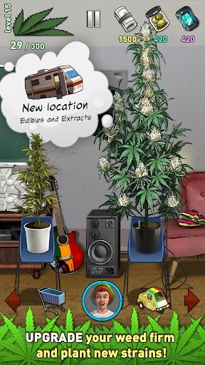 Weed Firm 2: Bud Farm Tycoon 3.0.46 screenshots 4