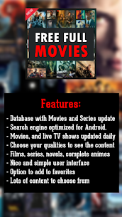 Free Full Movies ~ Watch Movies & TV Series 1