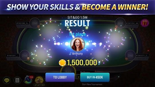 Free Poker Texas holdem   House of Poker™ Apk Download 2021 3