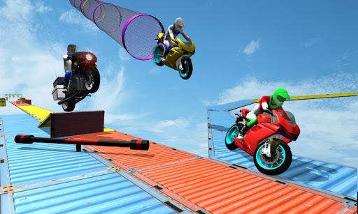 Bike Stunt Games - Bike Games apktram screenshots 9