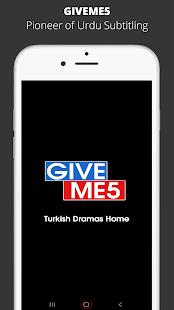 GiveMe5: Kurulus Omsan, Ertugrul Ghazi in Urdu