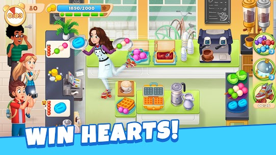 Cooking Diary MOD (Unlimited Money) APK for Android 4
