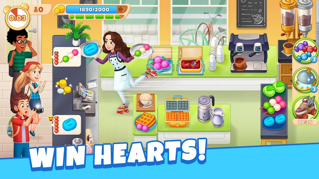 Cooking Diary®: Best Tasty Restaurant & Cafe Game  poster 3