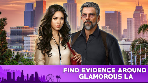 Crime Mysteriesu2122: Find objects & match 3 puzzle 1.11.1100 screenshots 3