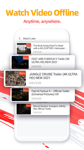 UC Browser-Secure, Free & Fast Video Downloader 13.3.8.1305 screenshots 4