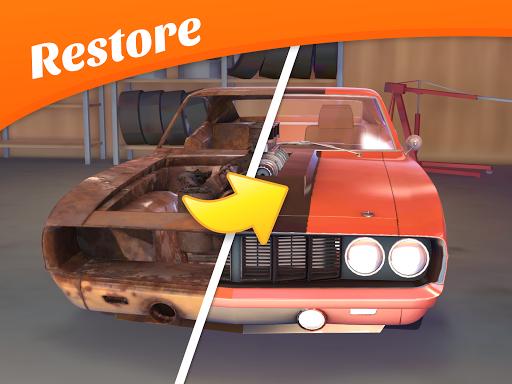 Car Restore - Car Mechanic  screenshots 9