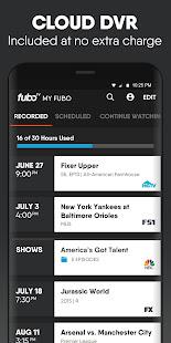 fuboTV: Watch Live Sports & TV screenshots 4