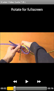 Knot Video Guide Trial