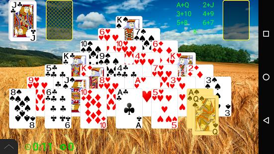 Pyramid Solitaire 5.1.2092 Screenshots 1