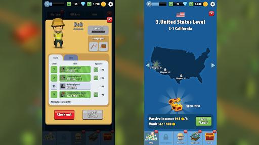 Wood Inc. - 3D Idle Lumberjack Simulator Game 1.1.3 screenshots 6