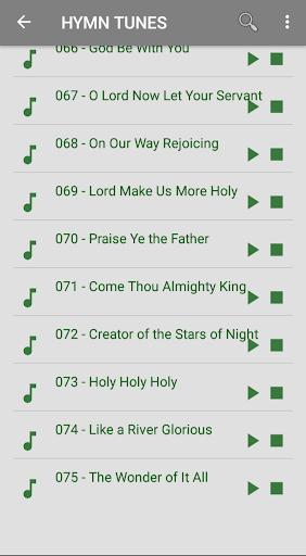 SDA Hymn Books Collection  screenshots 5