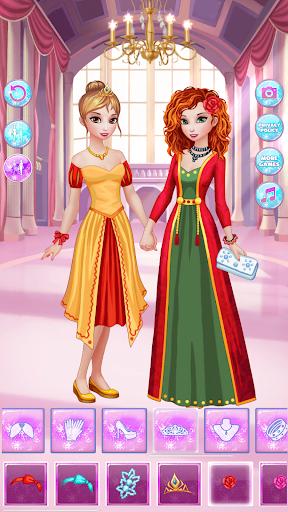 Icy Dress Up - Girls Games  screenshots 9