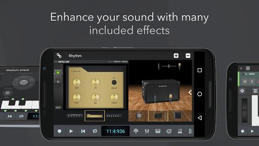 n-Track Studio DAW Beat Maker, Record Audio, Drums 9.3.6 Screenshots 3