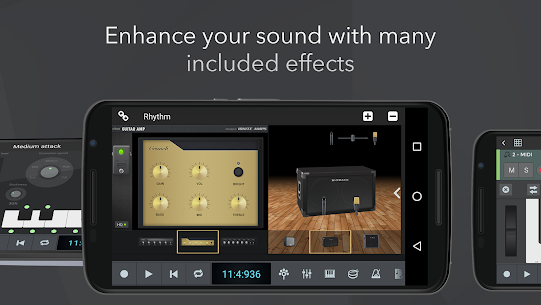 n-Track Studio Mod Apk DAW Beat Maker  9.3.6 (Full Unlocked) 3