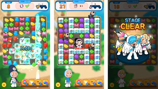 Yumi's Cells the Puzzle Apkfinish screenshots 6