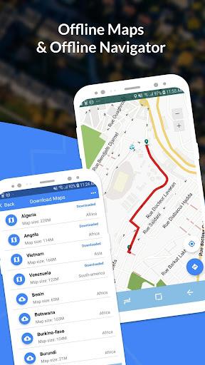 GPS, Maps, Navigate, Traffic & Area Calculating  Screenshots 3