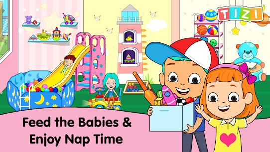 Free My Tizi Town – Baby Daycare 2