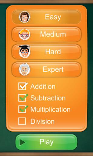 Math Duel: 2 Player Math Game 3.8 screenshots 6