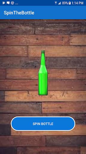 spin the bottle - original - free screenshot 1