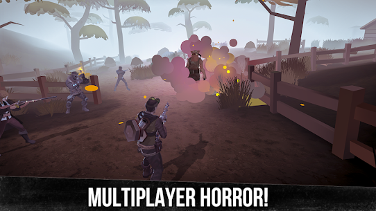 Horror Hunt Mod Apk: Until Daylight (Unlimited Silver Coin) 5