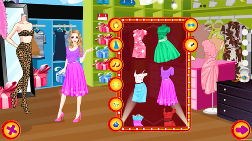 Dress Up With Point - Model Dress Up  apktcs 1