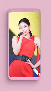 BLACKPINK Jennie Wallpaper Kpop HD New 1.0 Screenshots 6