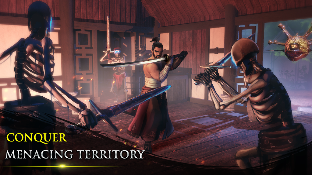 Takashi Ninja Warrior - Shadow of Last Samurai  poster 5