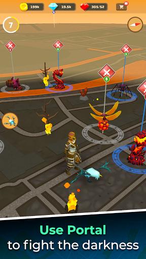 Magic Streets - Location based RPG 1.0.49 screenshots 4
