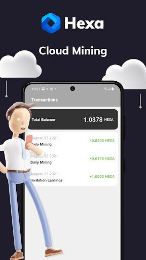 Hexa Network  screenshots 14