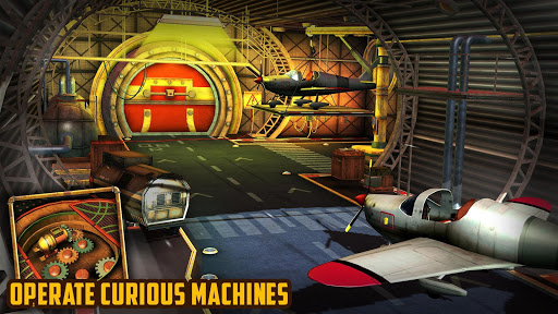 Escape Machine City: Airborne apktram screenshots 6