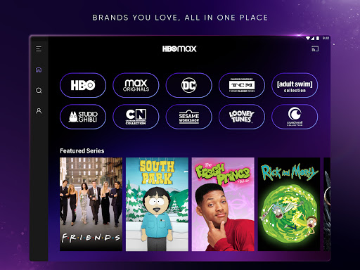 HBO Max: Stream and Watch TV, Movies, and More 50.10.1.117 screenshots 16
