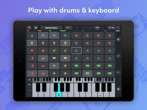 Remixlive - Make Music & Beats  Screenshots 16