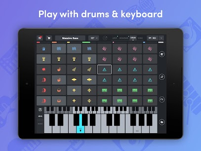 Remixlive Mod Apk- Make Music & Beats (Paid Features Unlocked) 10