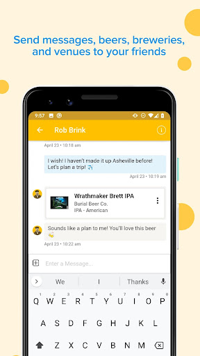 Untappd - Discover Beer  Paidproapk.com 4