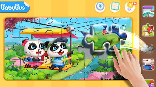 Baby Panda's Kids Puzzles Apkfinish screenshots 12