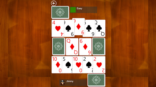 Speed Card Game (Spit Slam) apkpoly screenshots 8