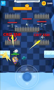 Bullet Knight: Dungeon Crawl Shooting Game 1.2.4 MOD APK [INFINITE DIAMONDS] 5