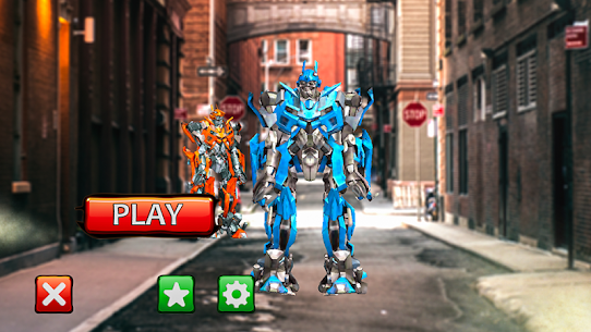 Robots Fighting In Street Hack Cheats (iOS & Android) 4