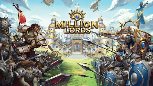 Million Lords: Kingdom Conquest - Strategy War MMO 2.4.7 screenshots 23